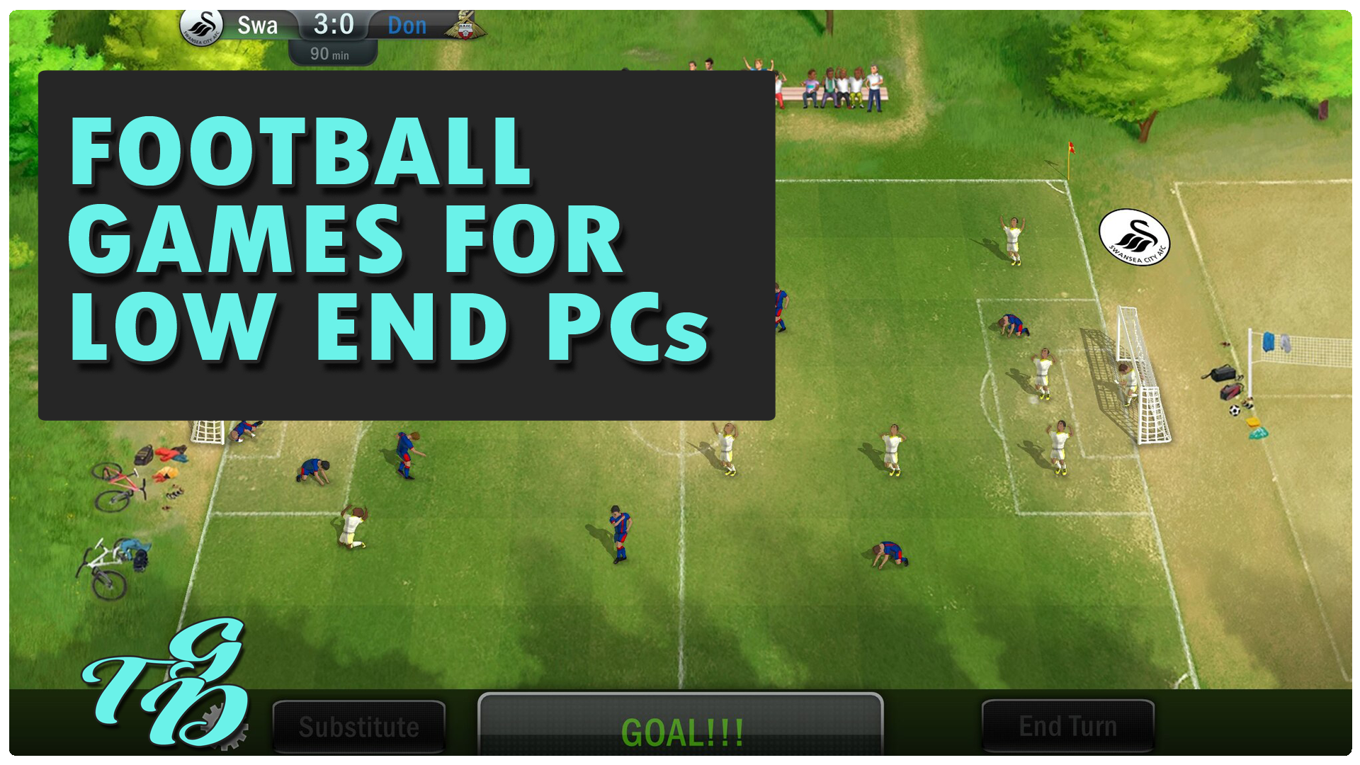 Best Football Games For Low End Pcs Tgd